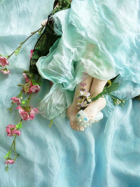Ophelia's slipper
