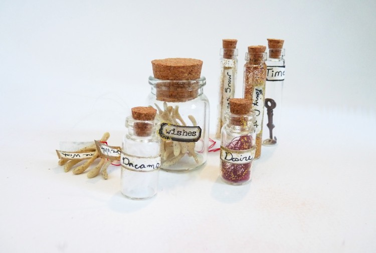 magic miniatures bottles